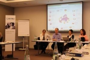 Vorstand: Jupp, Arnim, Cristina, Martina