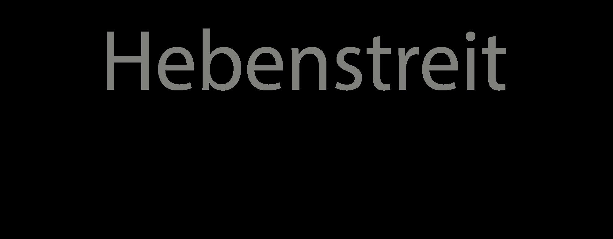 Logo Hebenstreit Konfliktberatung